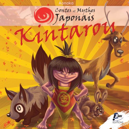 Contes et Mythes Japonais – Kintarou