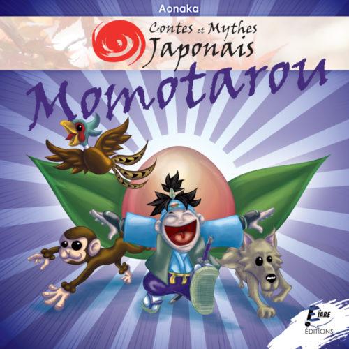 Contes et Mythes Japonais – Momotarou (Version Numérique)