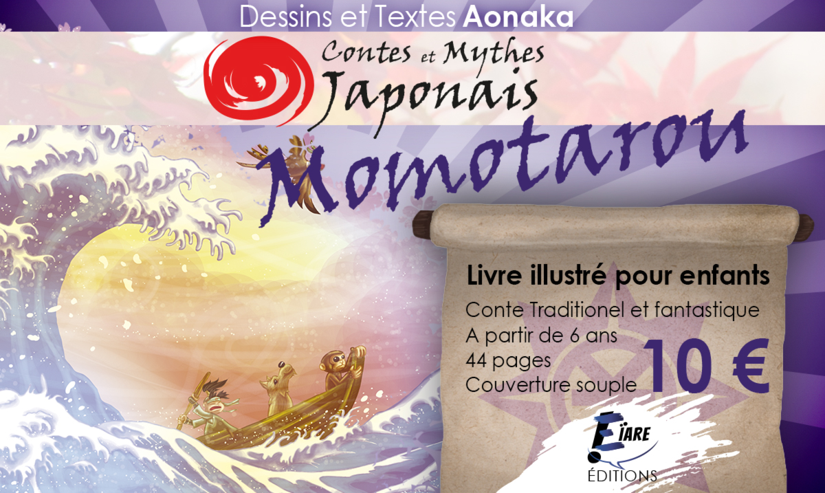 Contes et Mythes Japonais - Momotarou
