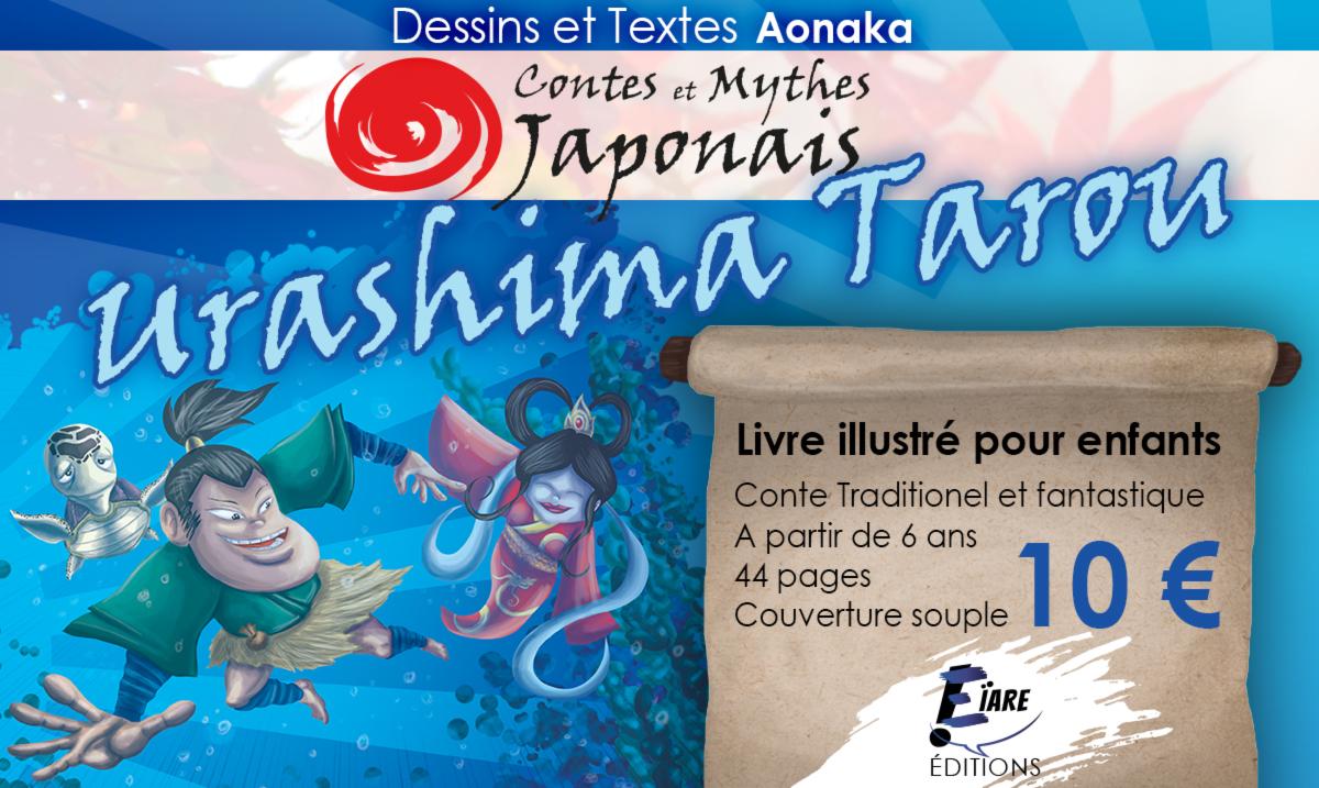 Contes et Mythes Japonais - Urashima Tarou