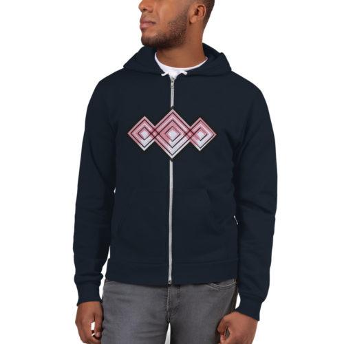 Hoodie sweater – Symbole Coeur de Sel
