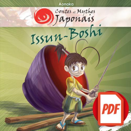 Contes et Mythes Japonais – Issun-Boshi (Version Numérique)