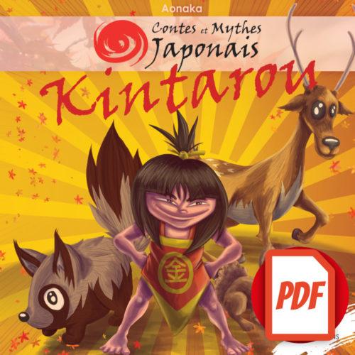 Contes et Mythes Japonais – Kintarou (Version Numérique)